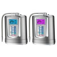 Buy cheap -250 / -800mv Alkaline Electric Portable Water Ionizer Counter Top For Washing Water , 3000L - 12000L product