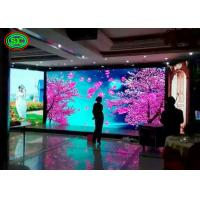 China Light Weight Programmable Rental Led Display Portable Easy Assembly And Disassembly on sale
