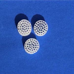 Buy cheap Natural White Mbbr Media Use In Waste Water Treatment K1 Aquarium Media Bio Media product