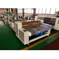 Buy cheap Automatic Partition Machine / Paperboard Partition Slotter  Machine 1.1 Kw Power product