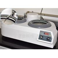 Buy cheap White Metallographic Equipment Automatic Dual Polisher Conforming To IPC - TM -650 product