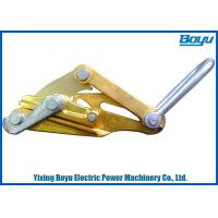 Buy cheap Conductor Transmission Line Stringing Tools Self Gripping Clamps Conductor 300~400mm2 product
