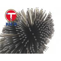 China Tiny Needle Seamless Stainless Steel Tubing , Medical Precision Ground Tubing on sale