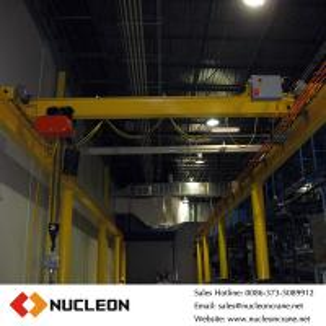 Buy cheap European type nucleon 20 ton single girder overhead bridge crane heavy lift crane for sale product