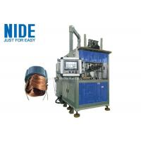 Buy cheap Automatic Stator Winding Inserting Machine For Generator Motor , Three Working Station product