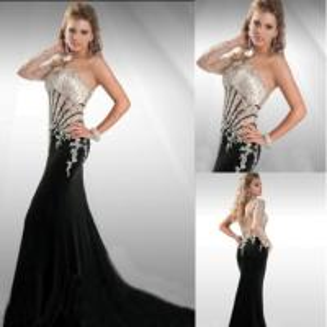 Buy cheap Robe fortement perlée gainée de reconstitution historique de gaine pour la robe de soirée de concours de beauté TP11-14 product