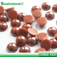 Buy cheap Hot Sale flat back pearl; New Style iron on pearl flat back,China Wholesale flatback pearl product