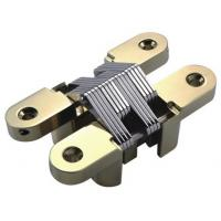 Buy cheap Casting Zinc Alloy Silent Heavy Duty Hidden Hinges For Light Interior Wooden Door product