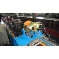 China Automatic Roller Shutter Door Roll Forming Machine 40 60 70mm Steel Octagon Shaft Pipe on sale