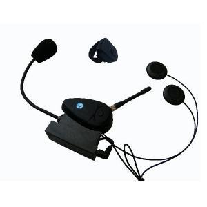 China Real Two-Way Wireless Intercom Bluetooth Handsfree Kit Motorcycle Helmet Headsets on sale
