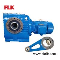 Sat Helical Worm Geared Motor Gear Box Gearbox With Torque