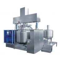 Buy cheap Pharmaceutical Ointment Vacuum Emulsifying Mixer With Kettle Cover product
