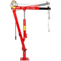 Buy cheap Hydraulic 360 Swivel Foldable 1000LBS Engine Hoist And Stand product