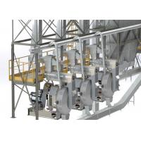 Buy cheap 10-12t/h Complete Wood Pellet Plant Line with Moving Floor Storage from wholesalers