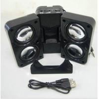 Buy cheap Foldable Mini Speaker For Ipod MP3 Mobiles With high sound product