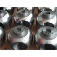 AISI 4130 API 6A (34CrMo4,SCM430,1.7220) Forged/Forging Alloy Steel Valve Balls