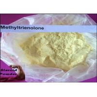 Buy cheap High Pure Raw Hormone Powders Methyltrienolone For Build Muscle / CAS 965-93-5 from wholesalers