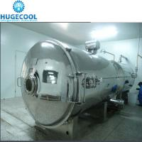 Buy cheap 1 Year Warranty Vacuum Freeze Drying Machine For Fruits Seafood product