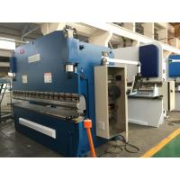 Quality 160 Ton Cnc Hydraulic Bending Machine / Hydraulic Sheet Metal Brake for sale