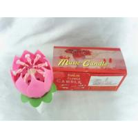 Buy cheap flower birthday candle product