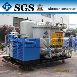 Buy cheap PSA 窒素のガス装置は鋼管のアニーリングのための SGS/CE の証明書を承認しました product