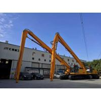 China Mining Long Reach Demolition Excavator 6-55T Boosting Working Efficiency on sale