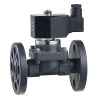 Buy cheap ZCF-P-F/H series 2-way flange and quick fitting anti-corrosive solenoid valve  DN15~40mm product