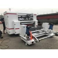 Buy cheap PET OPP CPP Label Slitter Rewinder Machine 400 M/Min Max Rewinding Speed product