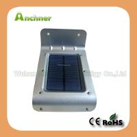 China led garden solar wall light on sale
