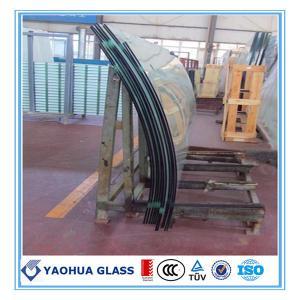 El fabricante chino moderado curvó el sitio de ducha de cristal de AS/NZS2208/CE