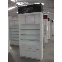 Cosmetics Cabinets for Cosmetics Showroom with LED Lightings