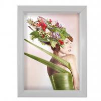 Buy cheap Aluminum 20mm Profile Snap Poster Frame With mitred Corner product