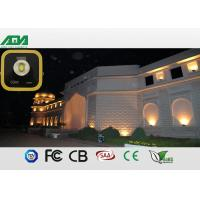 China High output led parking lot flood lights , industrial flood lights outdoor high powered wholesale