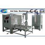 Buy cheap Manual Workcar Type High Pressure Sandblasting Equipment 1515P-G Model product