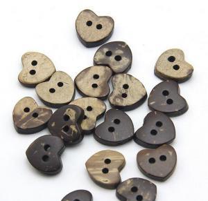 Buy cheap Accssories do botão do coco da forma do coração product
