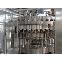 Buy cheap 5KW Carbonated Drink Filling Machine Equipment product