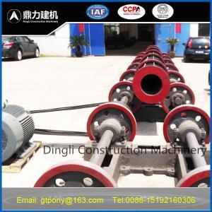 Buy cheap spun concrete pole making machinery product