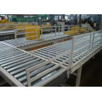 Buy cheap Steel Flexible Roller Conveyor Systems Power Retractable Roller Line Labor Saving product