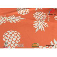 digital printing lycra polyester spandex fabric with your own design