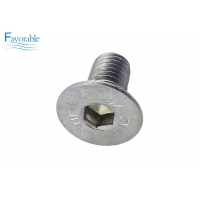 Buy cheap 854500755 Stainless Steel Metal Screws Suitable For Cutter Xlc7000 Z7 product