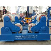 China Chinese Self Aligning Pipe Welding Rotator for Pressure Vessel wholesale
