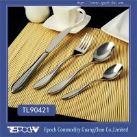 China China Factory Stock Hotel and Restaurant Catering Cutlery set TL90421 on sale