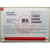 Buy cheap Windows Server Software Windows 8.1 Pro OEM Package With DVD And Key COA Sticker product