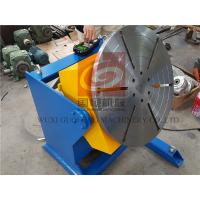China 300KG Rotary Welding Positioner with France Schneider Inverter for Metal Fabrication wholesale