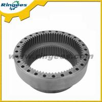 Daewoo DH330-7 excavator travel motor ring gear, gear ring for travel device