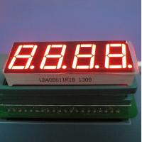 "Buy cheap High Brightness 0.56"" 4 Digit 7 Segment Led Display Ultra Red For Temperature Indicator product"