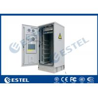 Buy cheap IP55 32U Outdoor Telecom Cabinet Double Wall With Heat Insulation 19 Inch from wholesalers