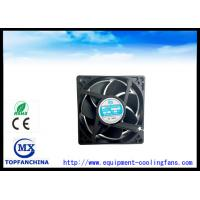 Buy cheap 80 × 80 × 25 mm High Speed DC Axial Fans / Waterproof Exhaust Fan product