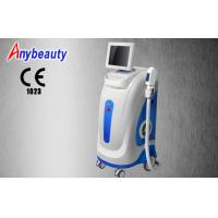 China  Anybeauty portable e-light ipl rf shr hair removal machine for body hair removal  for sale