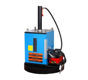 Buy cheap Safety 10ton 240mm Pump Hydraulic Oil Filter Crusher product